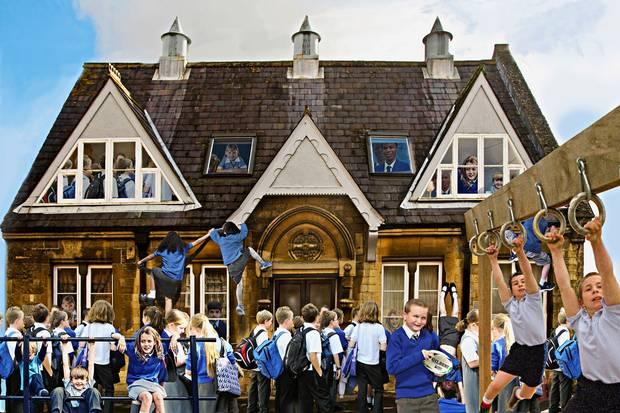 Самая дорогая недвижимость в Англии в городах с низким уровнем преступности и хорошими школами
