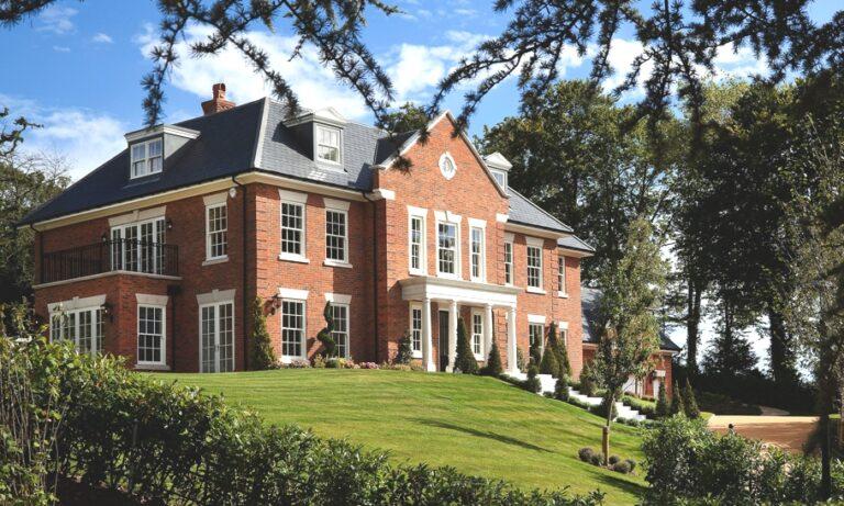 Спрос на недвижимость в Великобритании максимальный за 11 лет