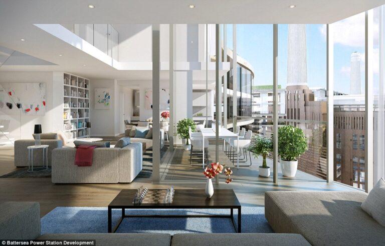 Средняя цена на дома и квартиры в Великобритании, как ожидается, упадет еще на 1,3% в следующие три месяца
