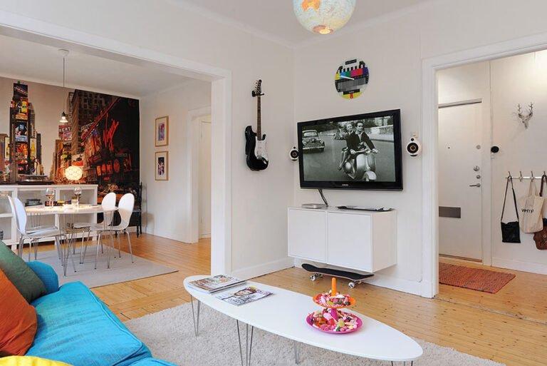Британцы готовы доплачивать £149 фунтов в год, чтобы декорировать свое жилье по своему вкусу