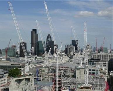 Только масштабное глобальное строительство может спасти рынок недвижимости Великобритании от кризиса