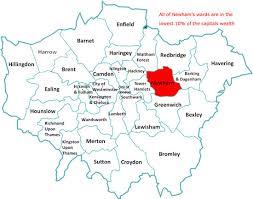 Самый большой рост цен на недвижимость  в 2015 году был в районе Ньюхем Лондона