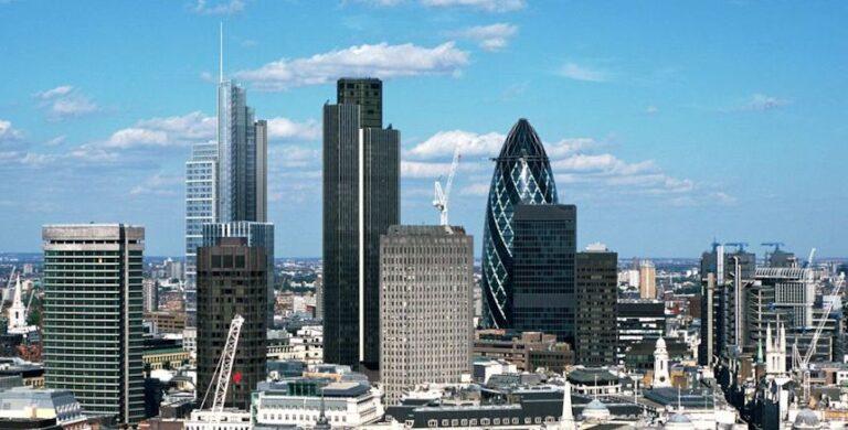 Цены на аренду коммерческих площадей в Великобритании продолжают расти