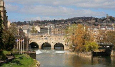 Недвижимость западных городов Англии становится более привлекательной