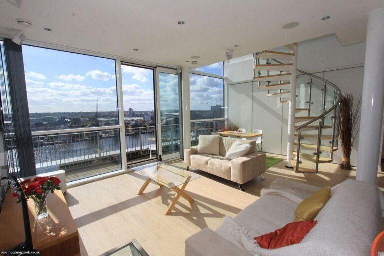Аренда квартиры на две спальни в Лондоне достигнет £2000