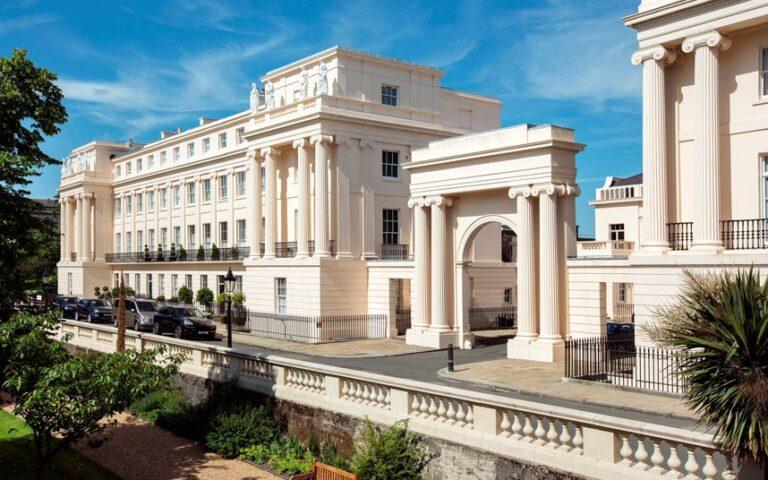 Средняя  цена недвижимости в Лондоне достигла  £534785