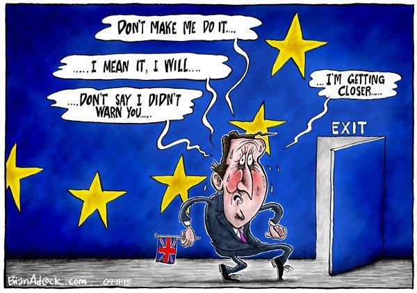 Brexit может привести к повышению ставок Банком Англии
