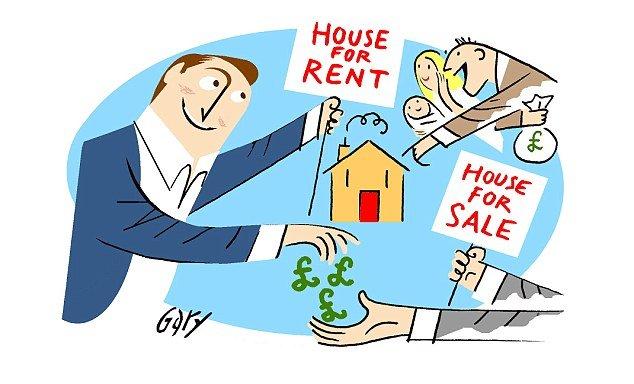 Купить  недвижимость в Великобритании дешевле, чем арендовать в большинстве городов