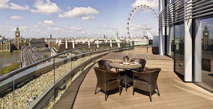 Каждая 5-я квартира в Лондоне стоит дороже £1 млн.