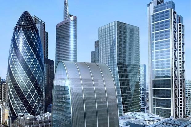 Поставки новой недвижимости в Лондоне выросли на 16%