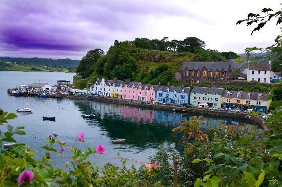 Шотландский остров Скай — самое желанное место для жизни у британцев