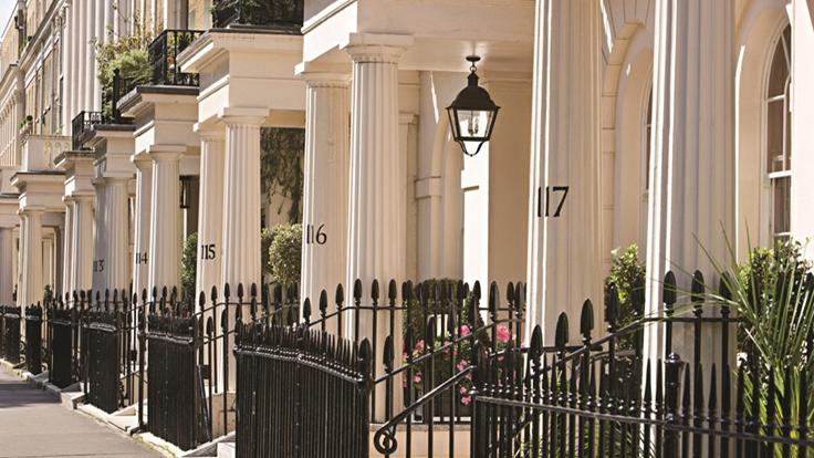 Цены на недвижимость центрального Лондона уже упали на 30%