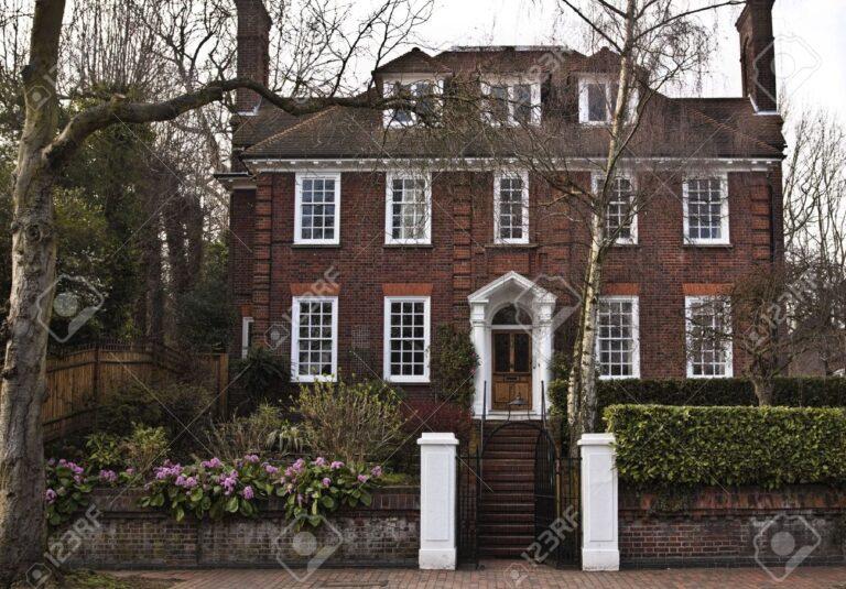 Британцы отдают предпочтение традиционному старому дому, а не новостройкам
