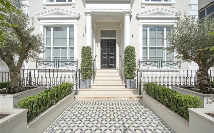 Цены на элитную недвижимость Лондона вырастут на 10,4% к 2021 году