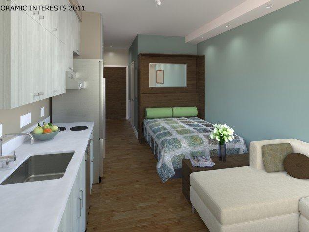 Британцам нравится идея «микро-апартаментов»